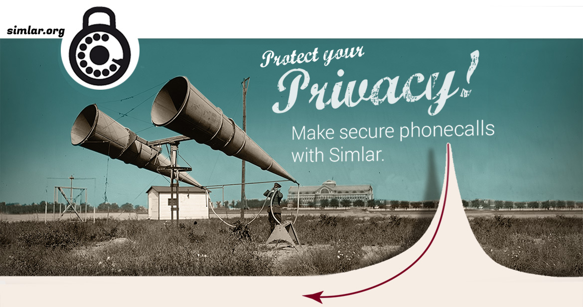 Simlar – free and secure calls